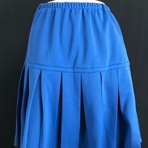 70s Act III Pleated Skirt